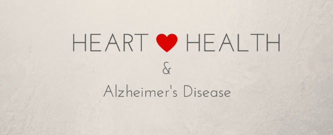 heart health and alzheimer's