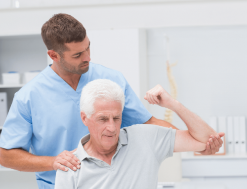 Falls in the Elderly and Resulting Injuries
